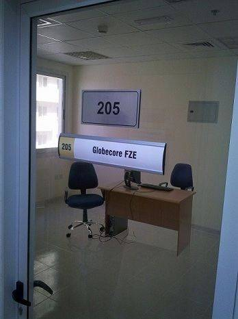 Attention: GlobeCore office in the United Arab Emirates has moved!