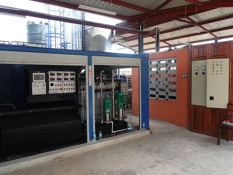Tanzania_startup Bitumen Emulsion Production Plan