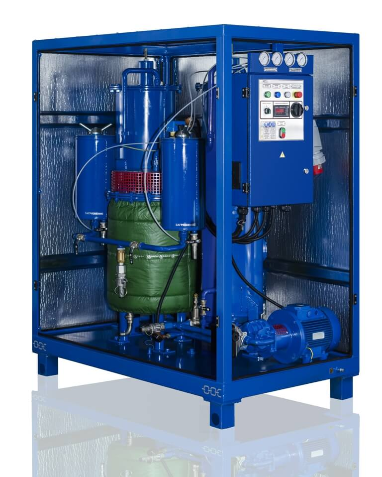 Oil Drying Unit