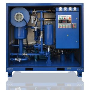 portable oil plant for Oil Purification