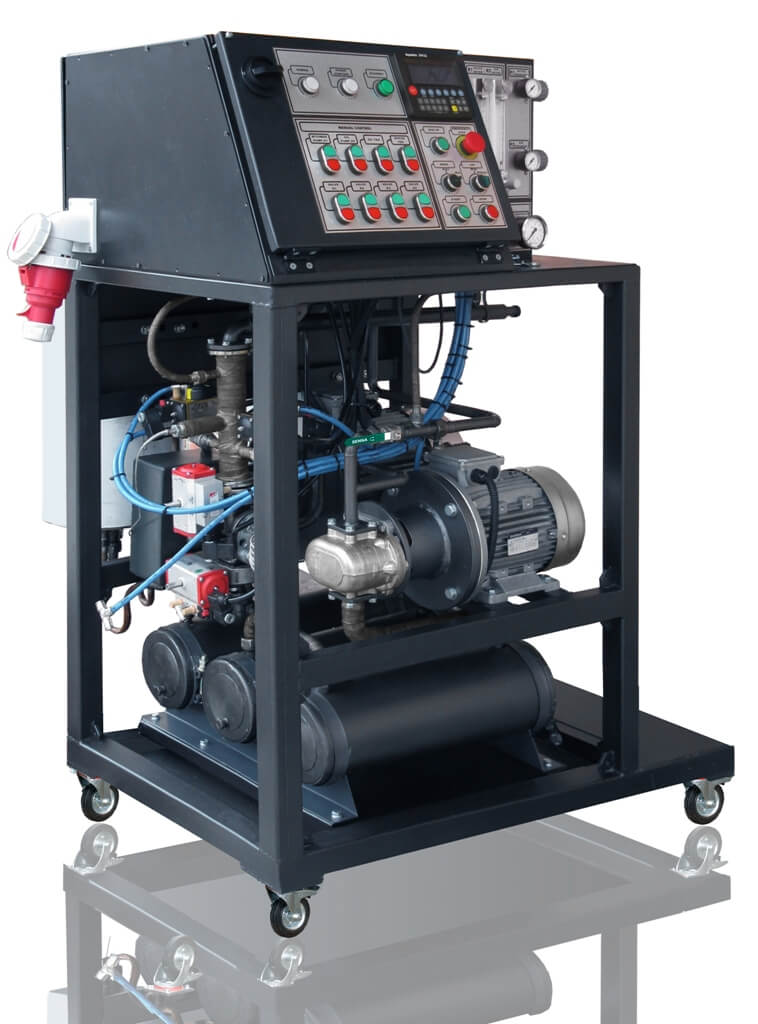 FB bitumen laboratory system