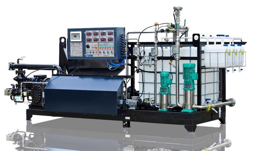 UVB-1(8) Bitumen emulsion plant