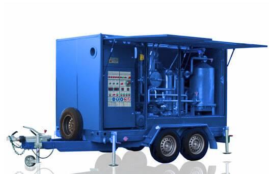 CMM-10-10n mobile oil plant