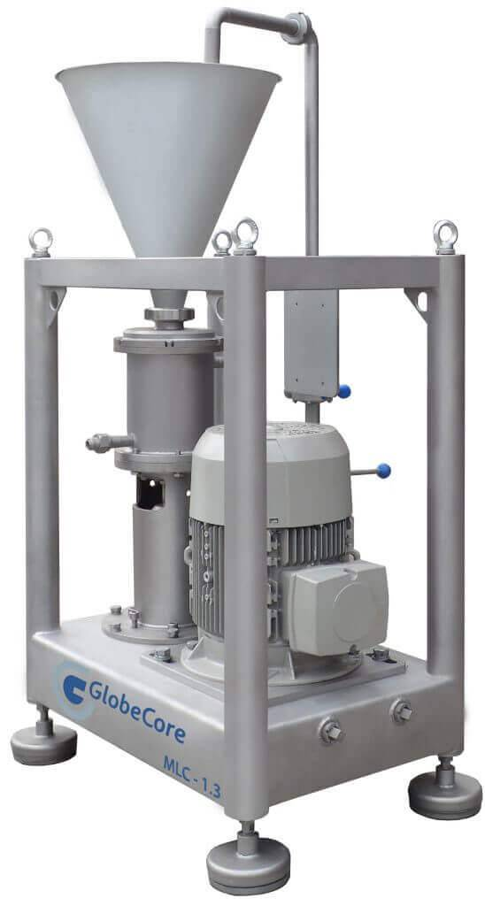 Colloid Mill MLC-1.3 for Food Production.
