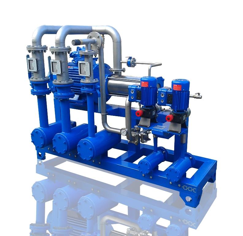 Fuel Oil Blending System