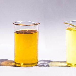 Essential oil filtration