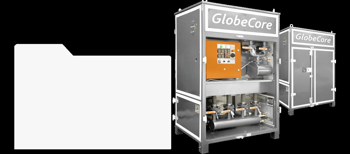 Air Drying Units : Globecore transformer oil purification equipment bitumen