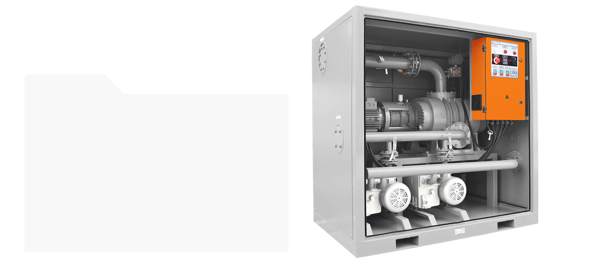 Transformer Vacuumizing Units
