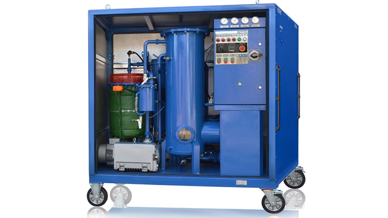 Transformer Oil Fltration