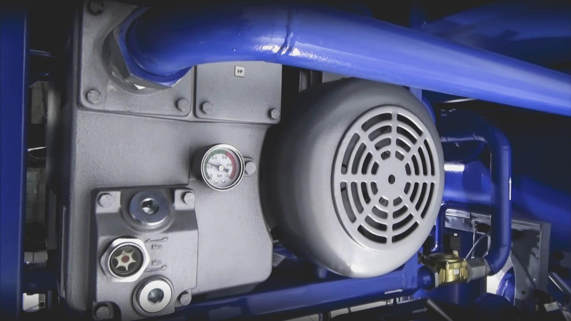 turbine oil filtration