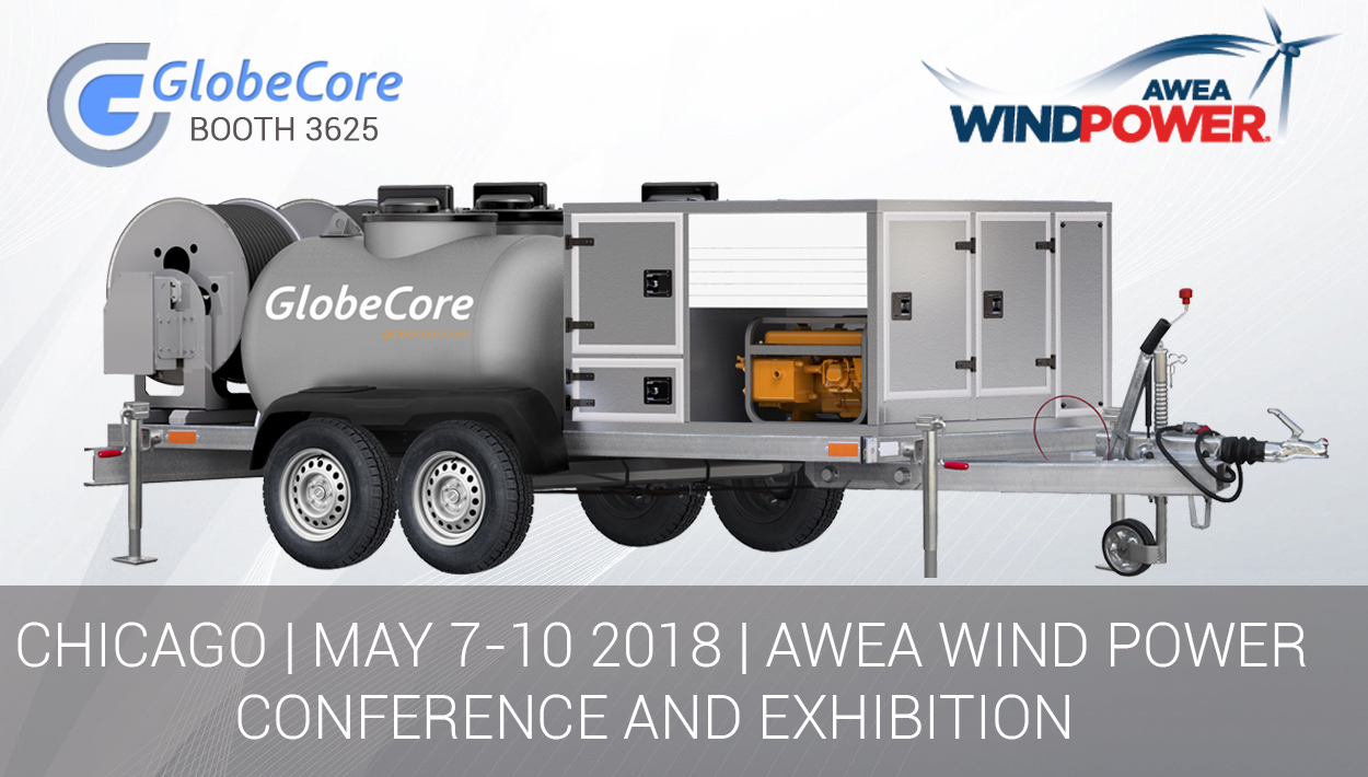 Participation in AWEA Wind power conference and exhibition