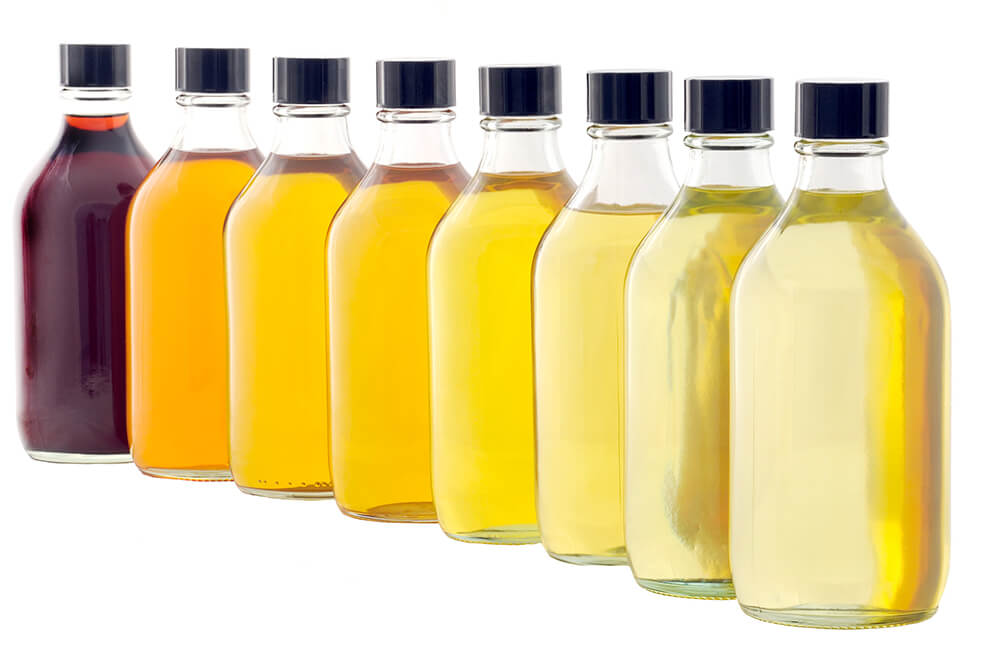 oil bleaching