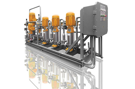 máquinas de biodiesel
