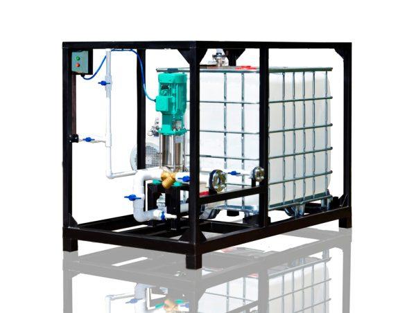 bitumen-emulsion plants