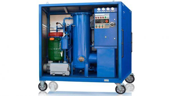 CMM 4T turbine oil fultration