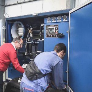 transformer oil dehydration