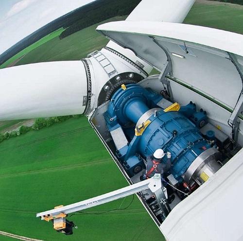 purificación de aceite de turbina