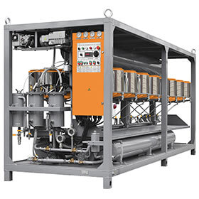 Fuel-Oil-purification transformer oil recovery equipment