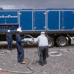 Lanzamiento de la instalación de CMM-12R en Ecuador