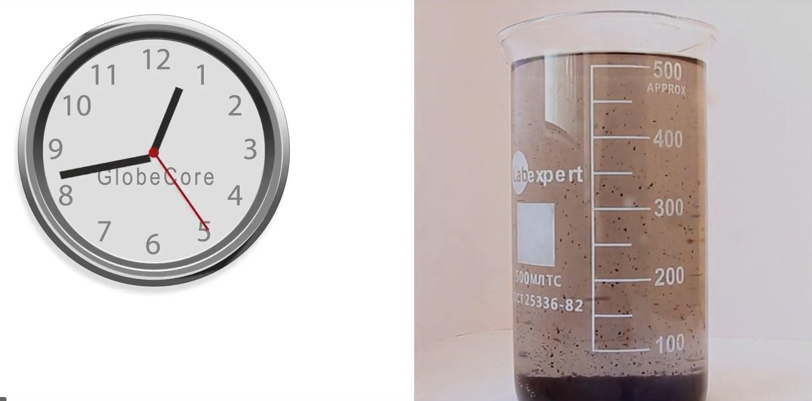 Purificación de aguas residuales de la producción galvánica de compuestos de cianuro