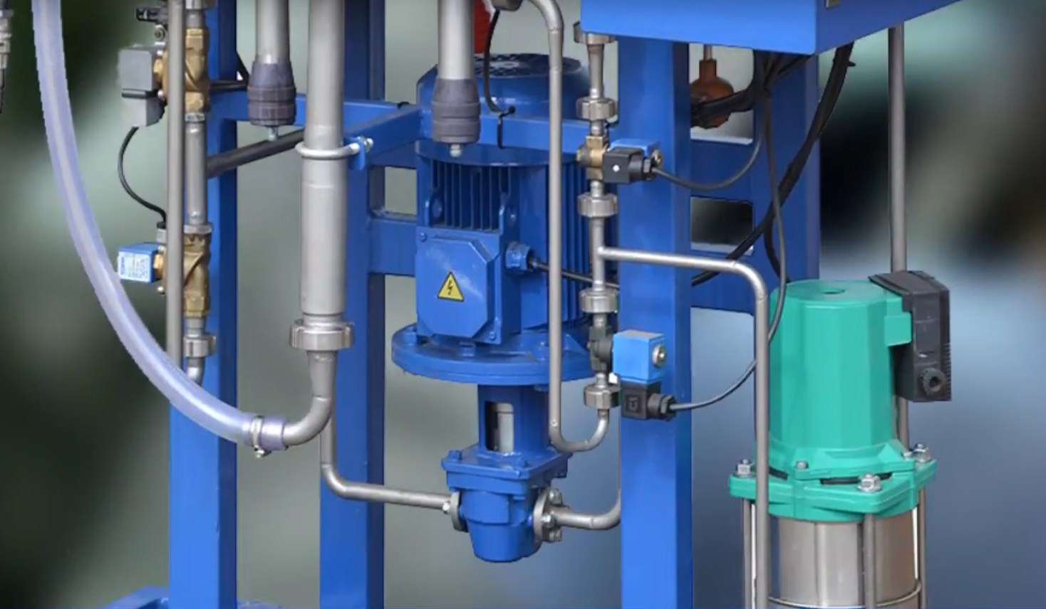 Producción de biodiesel con reactores de biodiesel GlobeCore