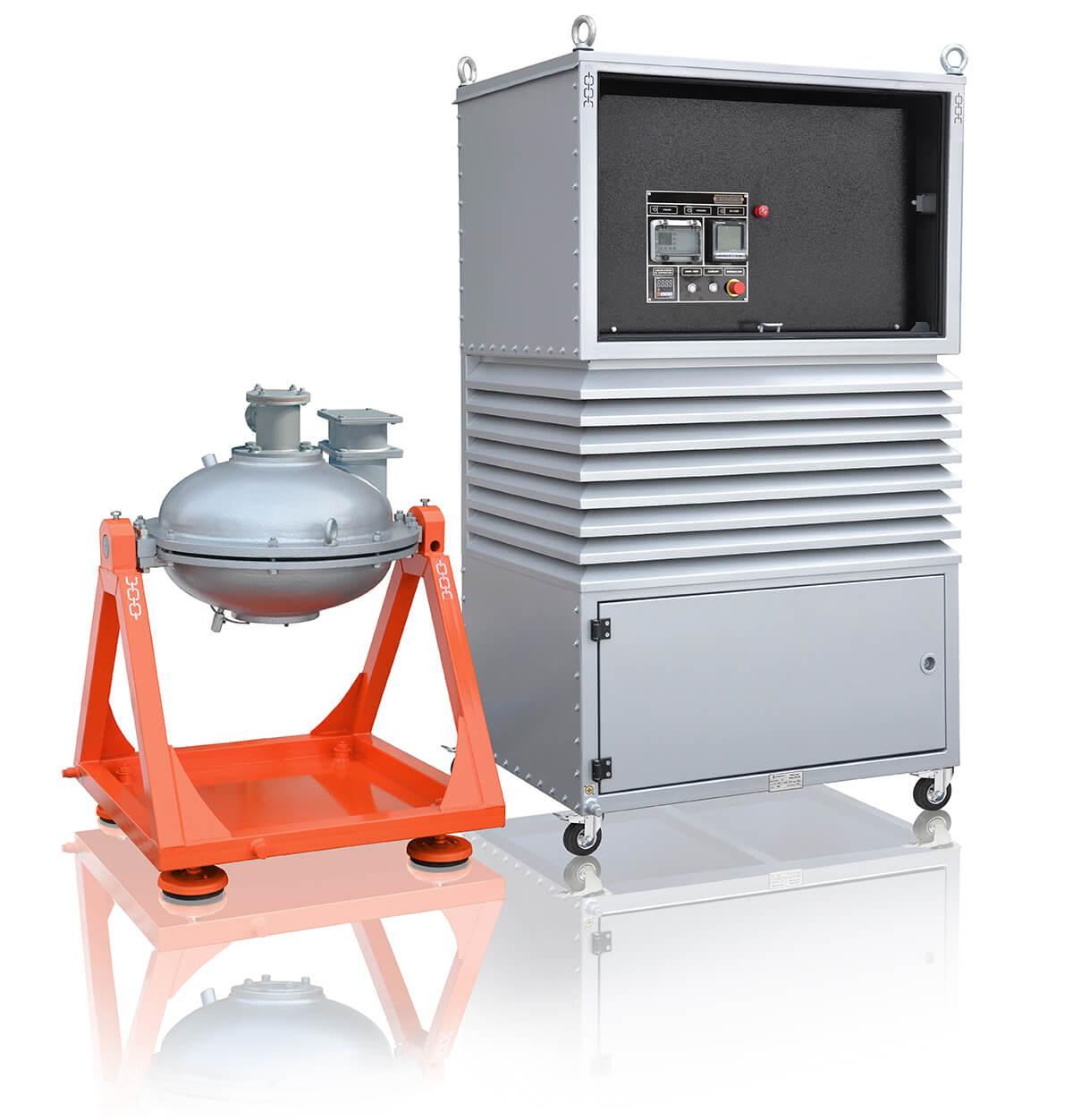 AVS 150 Electromagnetic Mill