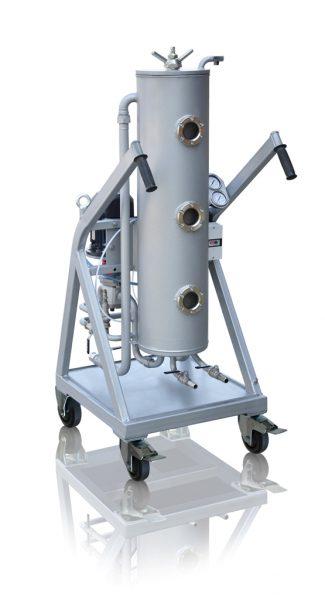 máquina de deshidratación de aceite