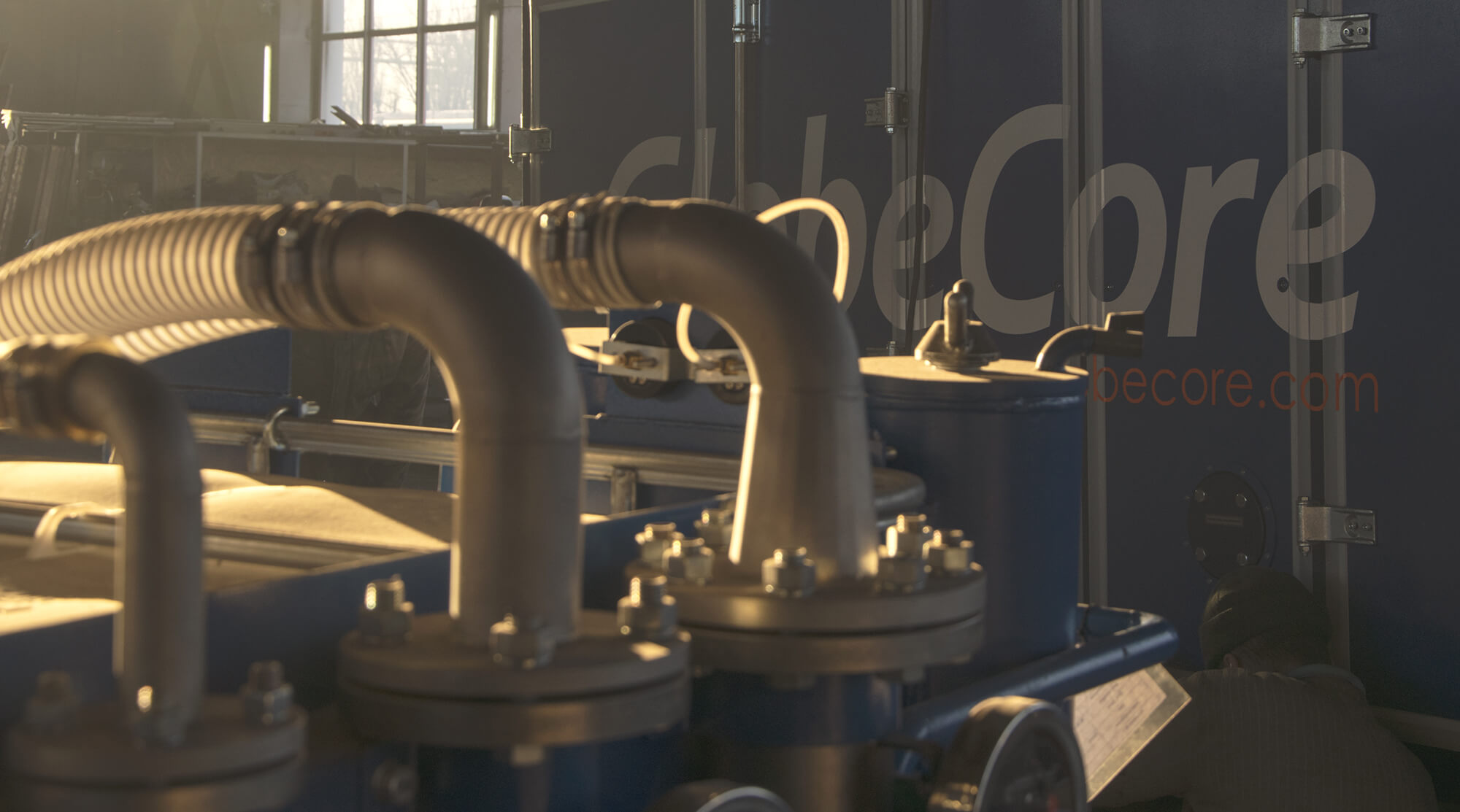 Oil Purification in Industrial Facilities