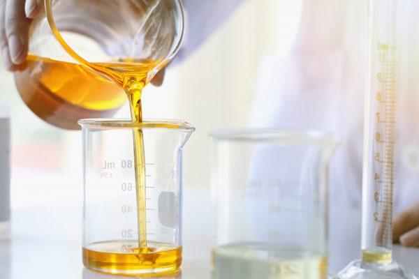 filtración de aceite