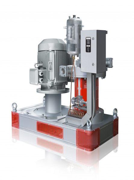 producción de emulsiones asfálticas CLM-40