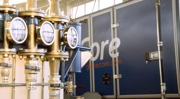 desgasificación de aceite de transformador