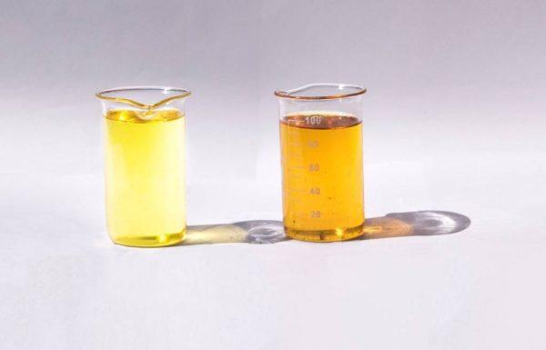 reciclaje de aceites usados