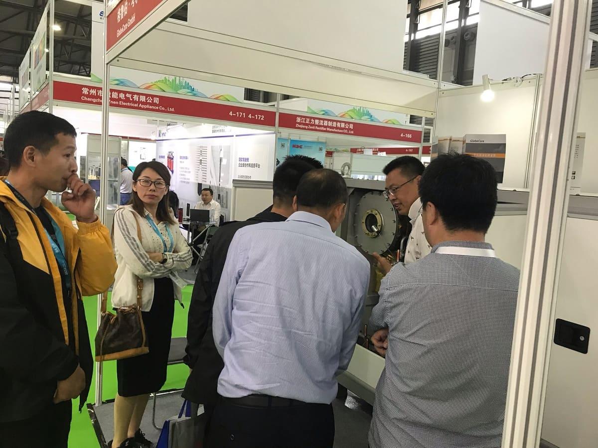 Globecore At China International Electric Power Exhibition