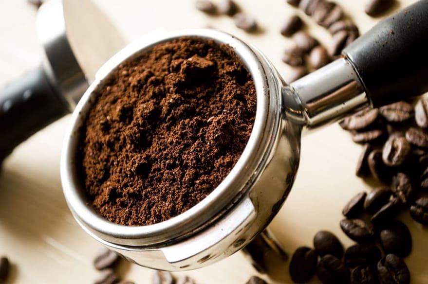 coffee milling