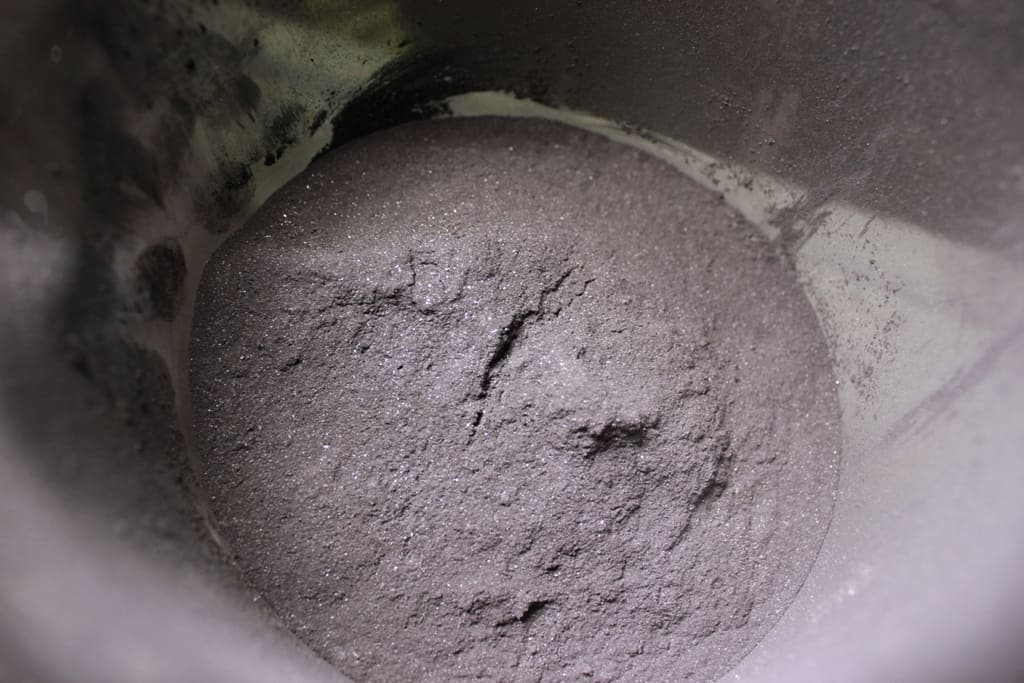 coal grinding